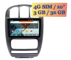 Wide Media KS1142QR-3/32 4G-SIM для Chrysler Grand Voyager 2000-2007 Android 10.0