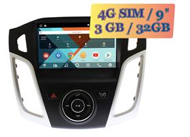 Wide Media KS9347QR-3/32 4G-SIM для Ford Focus III 2011-2018 Android 10.0