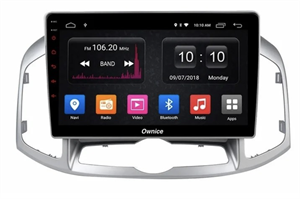 CarMedia OL-1276-2D-F для Chevrolet Captiva I 2011-2015 на Android 10.0