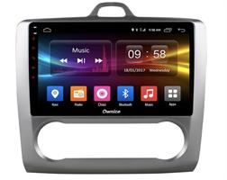 CarMedia OL-9201-M-2D-F для Ford Focus II 2005-2011 с кондиционером на Android 10.0