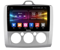 CarMedia OL-9201-A-2D-F для Ford Focus II 2005-2011 с климат-контролем на Android 10.0