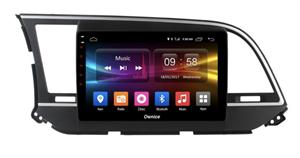 CarMedia OL-9708-2D-F для Hyundai Elantra VI (AD) 2016-2019 на Android 10.0