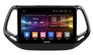 CarMedia OL-1255-2D-F для Jeep Compass II 2017-2021 на Android 10.0