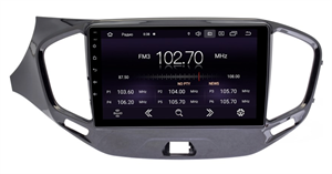 CarMedia OL-9061-2D-F для Lada Vesta 2015-2021 на Android 10.0