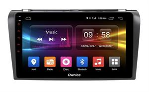CarMedia OL-9503-2D-F для Mazda 3 (BK) 2003-2009 на Android 10.0