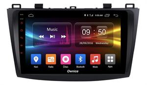 CarMedia OL-9507-2D-F для Mazda 3 (BL) 2009-2013 на Android 10.0