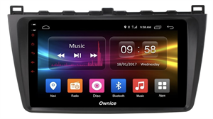 CarMedia OL-9506-2D-F для Mazda 6 (GH) 2007-2012 на Android 10.0