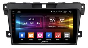 CarMedia OL-9509-2D-F для Mazda CX-7 I 2006-2012 на Android 10.0