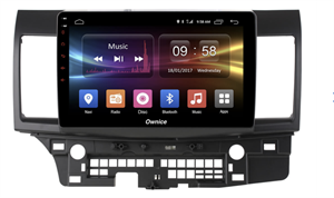 CarMedia OL-1632-2D-F для Mitsubishi Lancer 2007-2017 на Android 10.0
