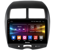CarMedia OL-1631-2D-F для Peugeot 4008 2012-2018 на Android 10.0