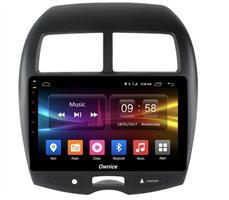 CarMedia OL-1631-2D-F для Mitsubishi ASX I 2010-2018 на Android 10.0