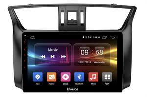 CarMedia OL-1666-2D-F для Nissan Sentra VII (B17) 2014-2017, Tiida II 2015-2017 на Android 10.0