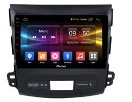 CarMedia OL-9636-2D-F для Mitsubishi Outlander II (XL) 2006-2012 на Android 10.0