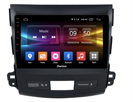 CarMedia OL-9636-2D-F для Citroen C-Crosser 2007-2013 на Android 10.0