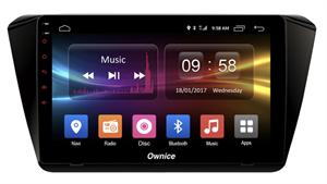 CarMedia OL-1917-2D-F для Skoda Superb III 2015-2018 на Android 10.0