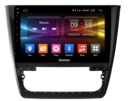 CarMedia OL-1919-2D-F для Skoda Yeti I 2009-2017 на Android 10.0