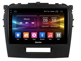 CarMedia OL-9621-2D-F для Suzuki Vitara IV 2014-2018 на Android 10.0
