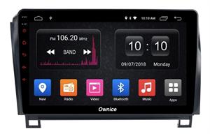 CarMedia OL-1688-2D-F для Toyota Tundra II, Sequoia II 2008-2018 на Android 10.0