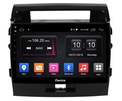CarMedia OL-1620-2D-F для Toyota LC 200 2007-2015 на Android 10.0