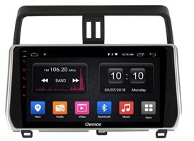 CarMedia OL-1680-2D-F для Toyota LC Prado 150 2017-2020 на Android 10.0
