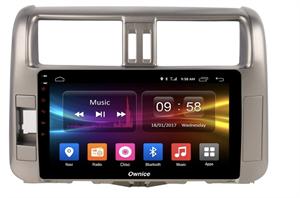 CarMedia OL-9613-2D-F для Toyota LC Prado 150 2009-2013 на Android 10.0