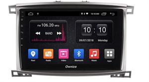 CarMedia OL-1698-2D-F для Toyota Land Cruiser 100 2002-2007 на Android 10.0