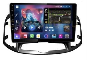Android 10.0 для Chevrolet Captiva I 2011-2015