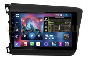 Android 10.0 для Honda Civic 2012-2015