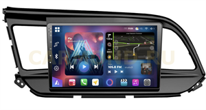 Android 10.0 для Hyundai Elantra 2018+