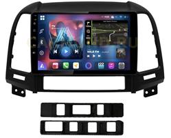 Android 10.0 для Hyundai Santa Fe 2006-2012