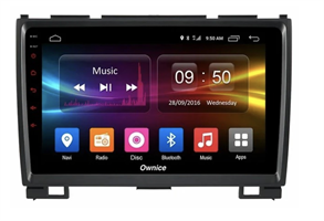CarMedia OL-9803-2D-F для Great Wall Hover H3, Hover H5 2010-2018 на Android 10.0