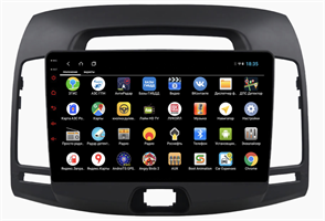 Parafar для Hyundai Elantra Old 2006-2011 на Android 9.0 (PF980XHD)