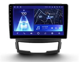 Штатная магнитола Teyes CC2 Plus 3/32 ГБ для SsangYong Actyon, Korando 2010-2013 на Android 10.0