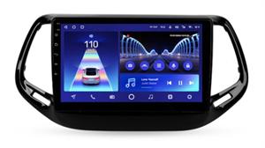 Штатная магнитола Teyes CC2 Plus 3/32 ГБ для Jeep Compass II 2017-2021 на Android 10.0