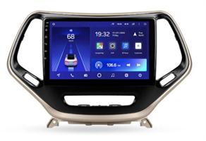 Штатная магнитола Teyes CC2 Plus 3/32 ГБ для Jeep Cherokee V (KL) 2013-2018 на Android 10.0