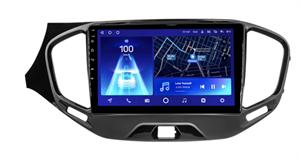 Штатная магнитола Teyes CC2 Plus 3/32 ГБ для Lada Vesta 2015-2021 на Android 10.0