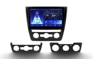 Штатная магнитола Teyes CC2 Plus 3/32 ГБ для Skoda Yeti 5L 2009-2014 на Android 10.0