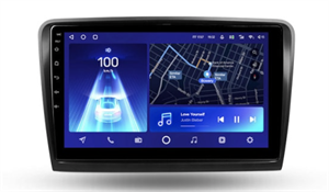 Штатная магнитола Teyes CC2 Plus 3/32 ГБ для Skoda Superb II (B6) 2008-2015 на Android 10.0