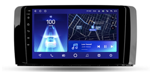 Штатная магнитола Teyes CC2 Plus 3/32 ГБ для Mercedes R-class на Android 10.0