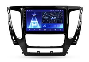 Штатная магнитола Teyes CC2 Plus 3/32 ГБ для Mitsubishi Pajero Sport III 2015-2019 на Android 10.0