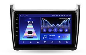Штатная магнитола Teyes CC2 Plus 3/32 ГБ для Volkswagen Polo 5 2009-2019 на Android 10.0