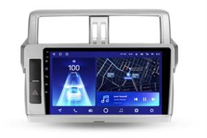Штатная магнитола Teyes CC2 Plus 3/32 ГБ для Toyota Land Cruiser Prado 150 2013-2017 на Android 10.0