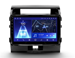Штатная магнитола Teyes CC2 Plus 3/32 ГБ для Toyota Land Cruiser 200 2007-2015 на Android 10.0