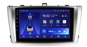 Штатная магнитола Teyes CC2 Plus 3/32 ГБ для Toyota Avensis III 2009-2015 на Android 10.0