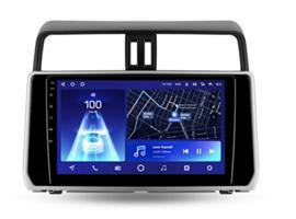 Штатная магнитола Teyes CC2 Plus 3/32 ГБ для Toyota Land Cruiser Prado 150 2017-2020 на Android 10.0
