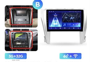 Штатная магнитола Teyes CC2 Plus 3/32 ГБ для Toyota Camry V55 2014-2018 на Android 10.0