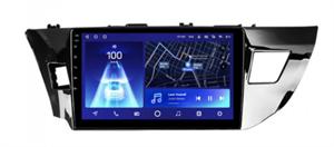 Штатная магнитола Teyes CC2 Plus 3/32 ГБ для Toyota Corolla XI 2013-2015 на Android 10.0