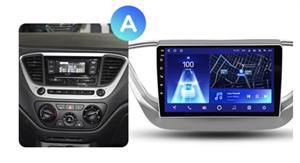 Штатная магнитола Teyes CC2 Plus 3/32 ГБ для Hyundai Solaris II 2017-2020 на Android 10.0