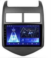 Штатная магнитола Teyes CC2 Plus 3/32 ГБ для Chevrolet Aveo 2011-2018 на Android 10.0