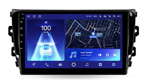 Штатная магнитола Teyes CC2 Plus 3/32 ГБ для Zotye T600 на Android 10.0